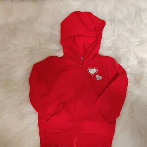 Okie Dokie Hoosed Jacket NWT